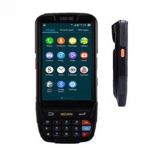 Lettore ottico android Caribe